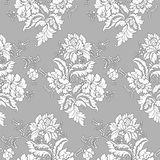 Classic floral pattern - seamless Royalty Free Stock Photography