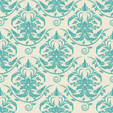 Classic floral pattern Royalty Free Stock Photos