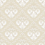 Classic floral pattern Royalty Free Stock Photography