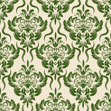Classic floral pattern Royalty Free Stock Images