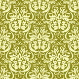 Classic floral pattern Royalty Free Stock Photo