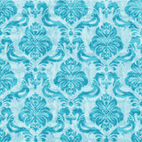 Classic floral wallpaper Royalty Free Stock Photos