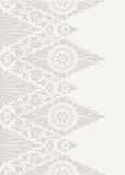 Classic floral wallpaper background pattern royalty free illustration
