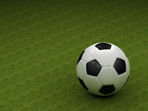 Classic Football Stock Images