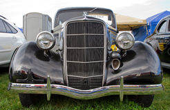 Classic 1935 Ford Automobile Royalty Free Stock Photos