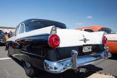 Classic 1956 Ford Automobile Royalty Free Stock Photo