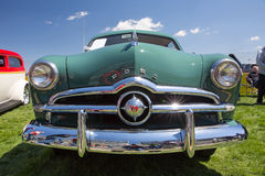 Classic 1949 Ford Automobile Stock Images