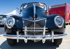 Classic 1939 Ford Automobile Royalty Free Stock Image