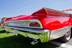Classic 1960 Ford Automobile Stock Photography