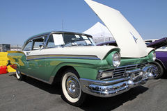 Classic Ford Automobile Stock Image