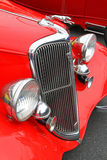 Classic 1934 Ford Automobile Royalty Free Stock Photography