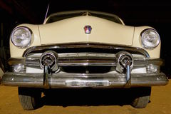 Classic 1950 Ford car Stock Images