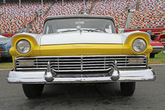 Classic Ford Fairlane Automobile Royalty Free Stock Photography