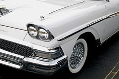 CLassic Ford Fairlane. Image of a classic FOrd Fairlane Royalty Free Stock Photography