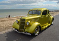 Classic Ford Royalty Free Stock Images