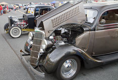 Classic Ford Hot Rod Automobiles Stock Images