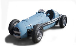 Classic Formula 1 Stock Photo
