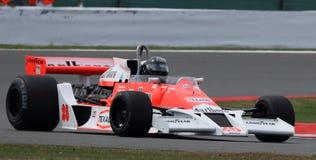 Classic Formula 1 Racing Car Stock Photos