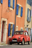 Classic french car Stock Images
