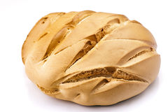 Classic French loaf of bread Stock Photos