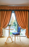 Classic french style hotel room Royalty Free Stock Photography
