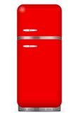Classic fridge Royalty Free Stock Image