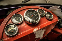 The Classic Gauge Royalty Free Stock Photo