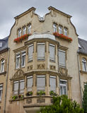 Classic German building facade Royalty Free Stock Photography
