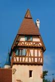 Classic German inn Stock Photography