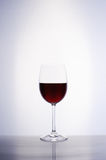 Classic glass of red wine Royalty Free Stock Images