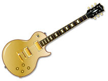 Classic Gold Top Royalty Free Stock Photography