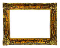 Classic golden Frame Royalty Free Stock Images