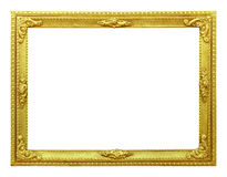 Classic golden Frame Royalty Free Stock Photo