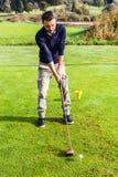 Classic golf Royalty Free Stock Photo