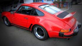 Classic Gorgeous Porsche Stock Images