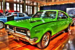 Classic 1970s Holden Monaro Stock Photography