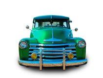 Classic green Hot Rod Royalty Free Stock Photo