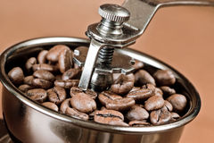 Classic grinder Royalty Free Stock Photo
