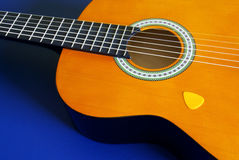 Classic Guitar Royalty Free Stock Photo