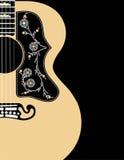 Classic guitar Stock Photo