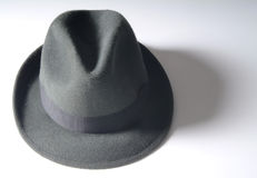 Classic hat Stock Photos