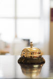 Classic hotel bell Royalty Free Stock Photography
