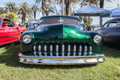 Classic Hotrods Royalty Free Stock Photo