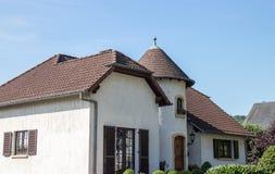 Classic house Stock Photo