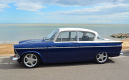 Classic Humber Sceptre Royalty Free Stock Photos