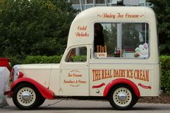Classic Ice Cream royalty free stock images