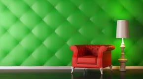 Classic Interior Royalty Free Stock Image