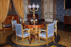 Classic interior stock image