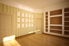 Classic interior Royalty Free Stock Photography