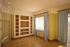 Classic interior Royalty Free Stock Photo